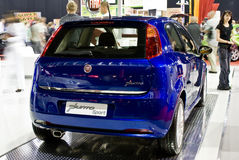 Fiat Punto Sport - 3 Door Hatch - REAR - MPH stock photography