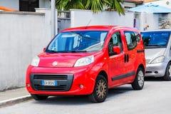 Fiat Qubo Foto de archivo libre de regalías