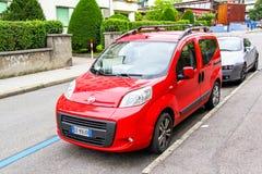 Fiat Qubo Stock Image