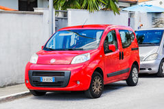 Fiat Qubo Royalty Free Stock Photo