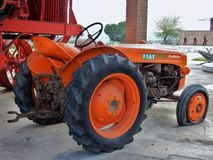 Fiat 221 R Tractor Royalty Free Stock Photos