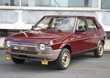 Historic car Fiat Ritmo 65 Stock Photo