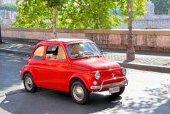 Fiat 500 Stock Photo