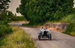 FIAT 501 S 1922 Fotografia Stock Libera da Diritti