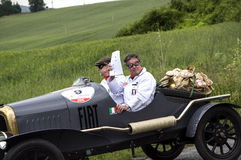 FIAT 501 S 1922 Immagine Stock Libera da Diritti
