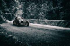 FIAT 1100 S BERLINETTA `GOBBONE` 1948 Stock Photo