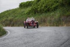 FIAT 508 S Coppa d'OroBalilla sport 1934 Royaltyfri Fotografi