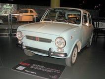 Fiat 850 S, exhibido en el Museo Nacional de coches imágenes de archivo libres de regalías