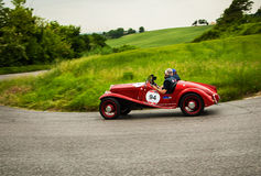 FIAT 508 S Mille Miglia Balilla Sport  1933 Stock Photo
