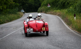 FIAT 508 S Mille Miglia  Stock Photography