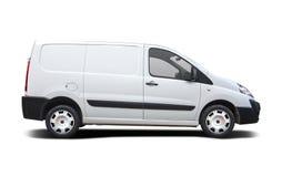 Fiat Scudo white Stock Image