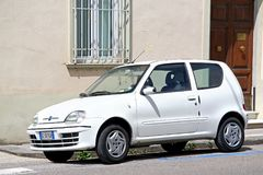 Fiat Seicento Stock Images