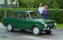 FIAT 850 SPECIAL Stock Image