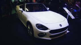 Fiat sportów samochodu formuły bolid Obraz Stock