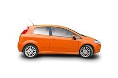 Fiat sportowy samochód Obrazy Stock