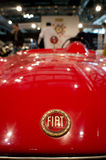 FIAT Spyder in Mailand Autoclassica 2016 Stockfoto
