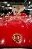 FIAT Spyder a Milano Autoclassica 2016 Fotografia Stock