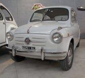 Fiat 500 Topolino Royalty-vrije Stock Foto