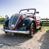 Fiat topolino car Royalty Free Stock Photo