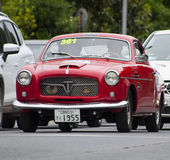FIAT1100/103 TV coupé Pinin Farina1955 Royalty Free Stock Photos