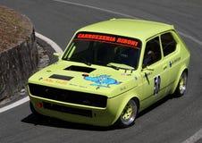 Fiat 127 Stock Image