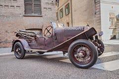 Fiat 501 utilizzato nel film 1900 da Bernardo Bertolucci Immagine Stock