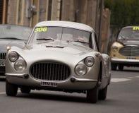 FIAT8V berlinetta1954 Royalty Free Stock Images