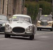 FIAT8V berlinetta1954 Royalty Free Stock Photo