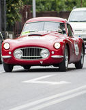FIAT8V berlinetta1953 Stock Image