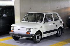 Fiat 126 Stock Photos