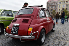 Fiat vintage car from Italy Royalty Free Stock Photo