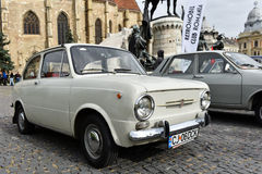 Fiat vintage car from Italy Stock Photos