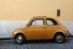 Fiat 500 Stock Photography