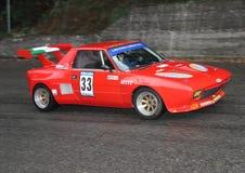 Fiat X1/9 Royaltyfri Foto