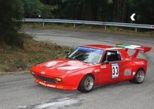 Fiat X1/9 Arkivfoton