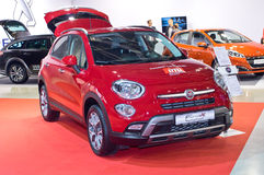 Fiat 500X Royalty Free Stock Images