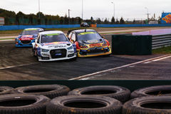 FiaWorldRx-Andersson Image stock