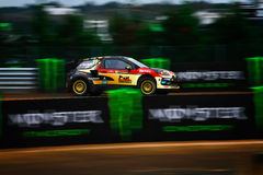 FiaWorldRx. FIA World Rallycross Championship presented by Monster Energy, World RX of Turkey, have revealed 20 Supercar entries plus 10 cars in the supporting royalty free stock images