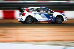 FiaWorldRx-Heikkinen photo libre de droits