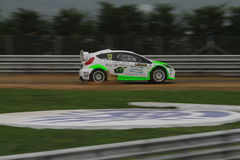 FiaWorldRx-Podium Rx Lites Cup-Holten Royalty Free Stock Photo