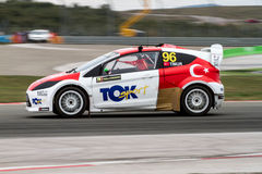 FiaWorldRx-Podium Rx Lites Cup-Timur. FIA World Rallycross Championship presented by Monster Energy, World RX of Turkey, have revealed 20 Supercar entries plus royalty free stock photography
