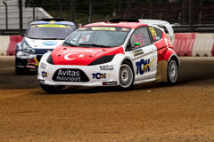 FiaWorldRx-Podium Rx Lites Cup-Timur. FIA World Rallycross Championship presented by Monster Energy, World RX of Turkey, have revealed 20 Supercar entries plus royalty free stock images