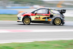 FiaWorldRx-Solberg. FIA World Rallycross Championship presented by Monster Energy, World RX of Turkey, have revealed 20 Supercar entries plus 10 cars in the royalty free stock image
