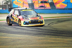 FiaWorldRx-Solberg. FIA World Rallycross Championship presented by Monster Energy, World RX of Turkey, have revealed 20 Supercar entries plus 10 cars in the royalty free stock images
