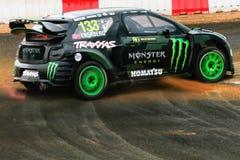 FiaWorldRx-Solberg Henning Stock Fotografie