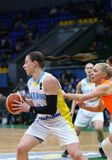 FIBA Womens EuroBasket 2019: Ukraine v Netherlands Royalty Free Stock Photos