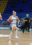 FIBA Womens EuroBasket 2019: Ukraine v Netherlands Stock Images