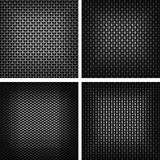 Fiber background. Carbon or fiber background for texture esign Stock Photography