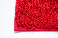 Fiber floor worm mat Stock Image