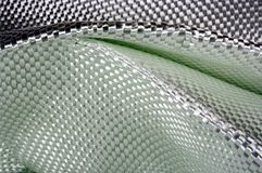 Fiber glass Stock Image